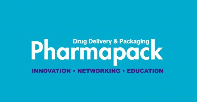 Simon attends Pharmapack fair